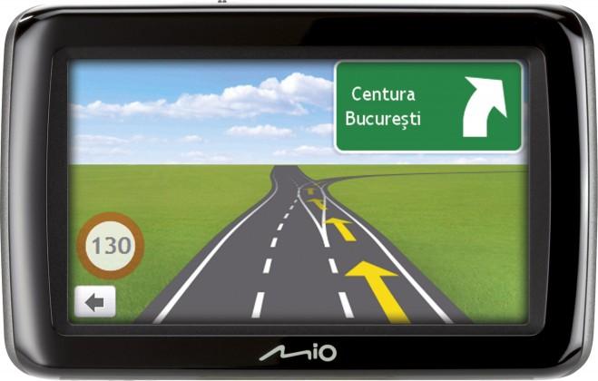 Auto navigácia  MIO Spirit 490 Full Europe Lifetime