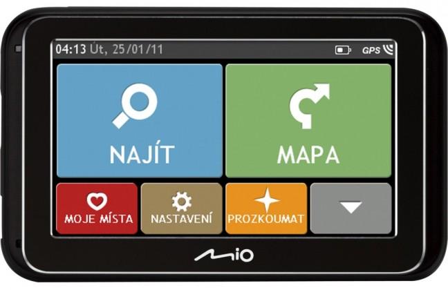 Auto navigácia MIO Spirit 4970u Lifetime ROZBALENÉ