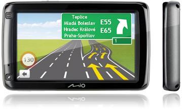 Auto navigácia  Mio Spirit 685 Full Europe PAY TMC Lifetime
