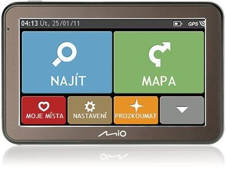 Auto navigácia MIO SPIRIT 7500 FULL EUROPE 7PPC inc LIFETIME MAP VOUCHER