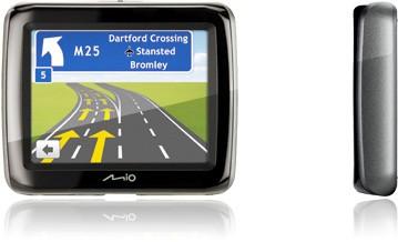 Auto navigácia Mio Spirit M380