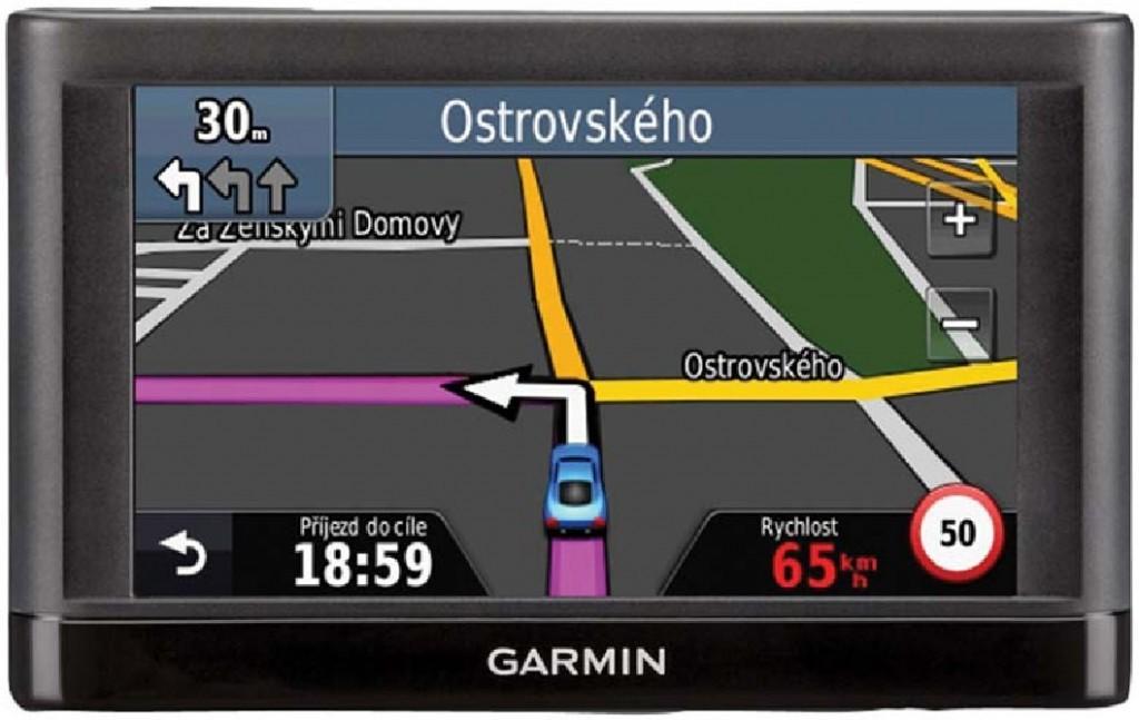 Auto navigácia Nuvi 42 Lifetime Czech