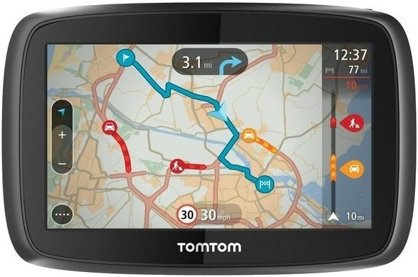 Auto navigácia  TomTom GO 500 Europe Lifetime