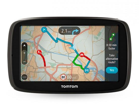 Auto navigácia TomTom Go 51 WORLD Traffic Lifetime
