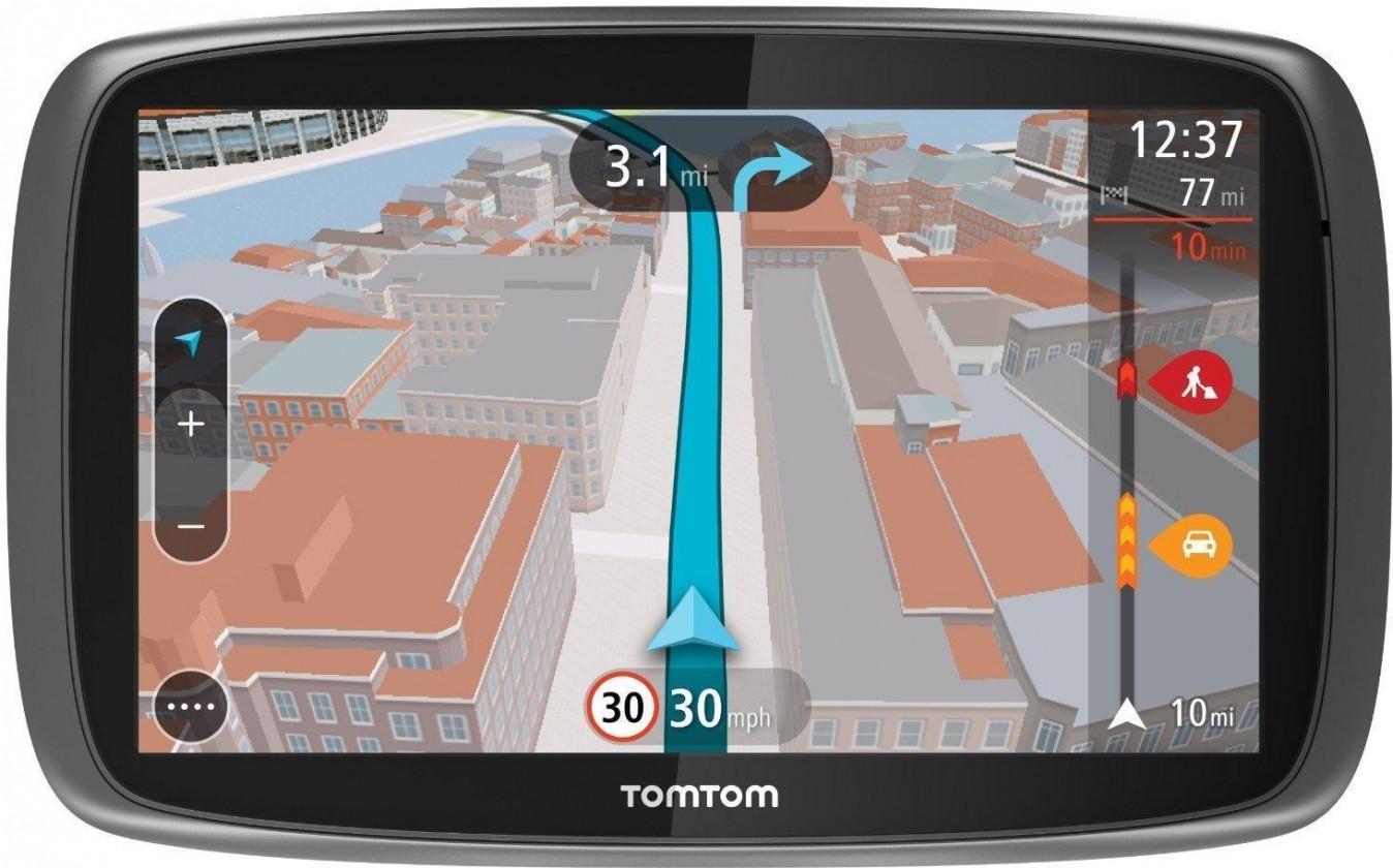 Auto navigácia  TomTom GO 600 Europe Lifetime