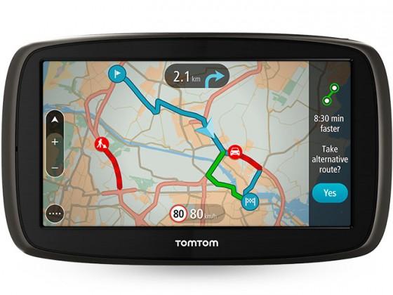 Auto navigácia TomTom Go 61 WORLD Traffic Lifetime