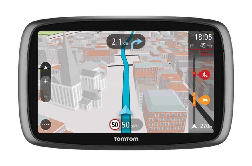 Auto navigácia TomTom GO 610 WORLD