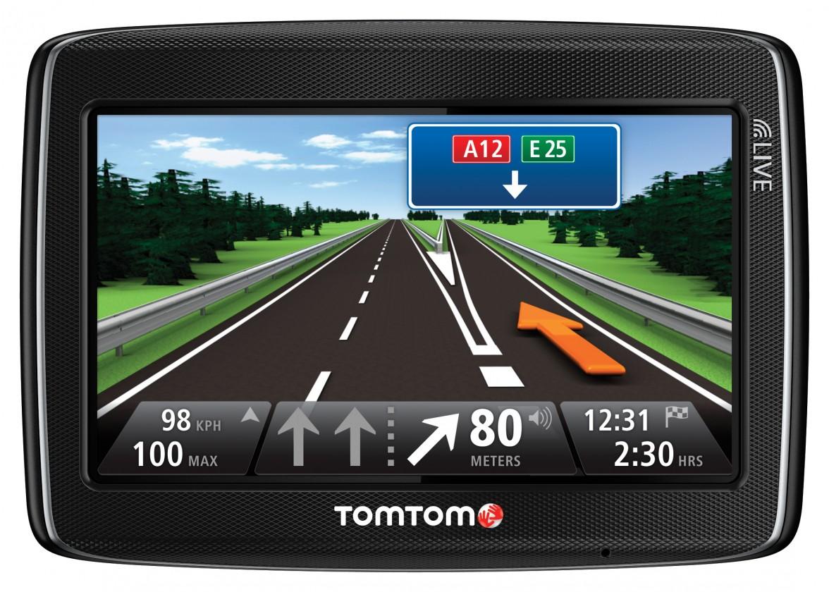 Auto navigácia TomTom GO 820 LIVE Europe + 2 roky aktualizácie máp