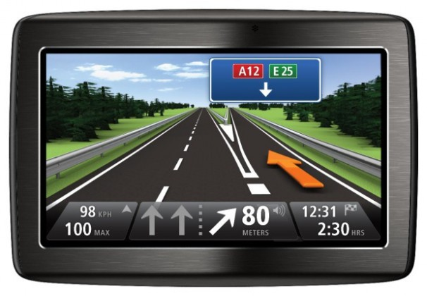 Auto navigácia  TomTom Via 120 Europe Traffic + 2 roky aktualizace mapy
