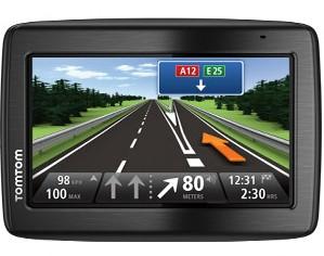 Auto navigácia  TomTom Via 130 Europe Traffic + 5 let aktualizace map