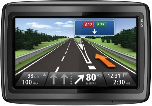 Auto navigácia Tomtom VIA 135 Europe Traffic Lifetime ROZBALENO