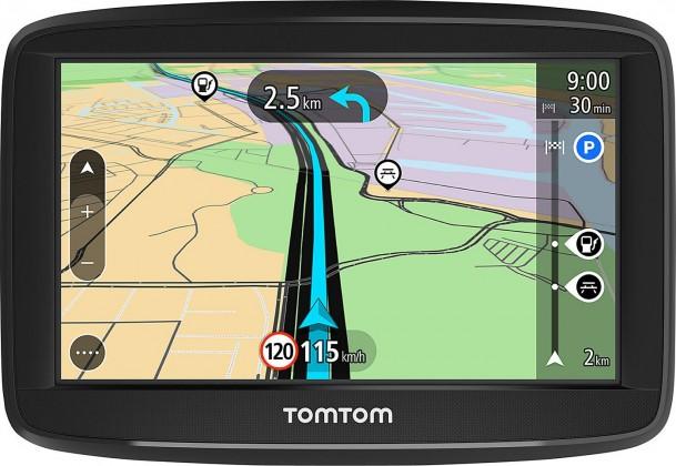 Auto navigácia TOMTOM VIA 62 Europe (45 zemí) LIFETIME mapy 1AP6.002.00