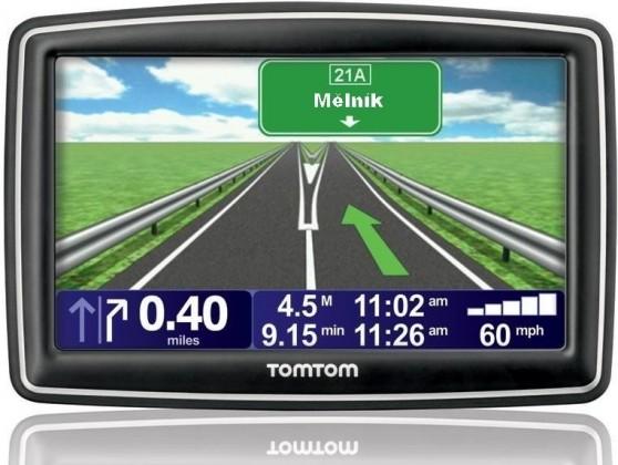 Auto navigácia  TomTom XXL IQ Routes Regional