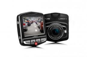 Autokamera Lamax DRIVE C4 + darček