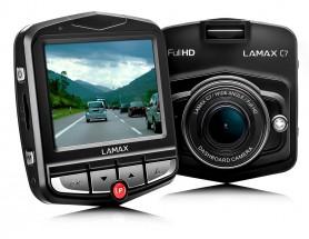 Autokamera Lamax DRIVE C7 + darček