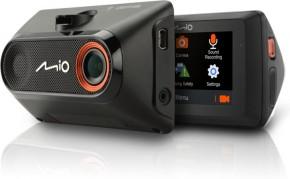 Autokamera Mio MiVue 786 WiFi, Full HD, záber 140°, GPS, ADAS