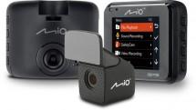 Autokamera Mio MiVue C380 DUAL, GPS, predná + zadná kamera