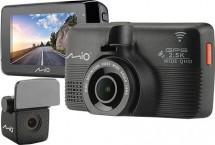 Autokamera MiVue 798, 2.5K, záber 150°, GPS, Wifi +zadná kamera