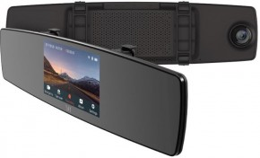 Autokamera YI Mirror Dash Full HD, Wi-Fi + zadní HD kamera