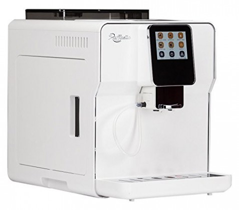 Automatická espressa LUCAFFE Raffaello Latte Plus2 White