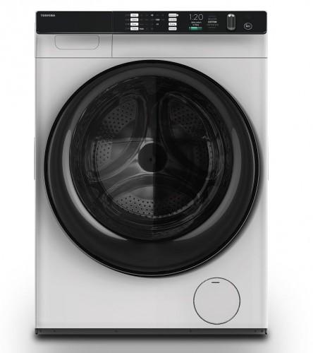 Automatická práčka Toshiba TW-BJ110W4PL (T07 series) + ZDARMA Ochranný sáček na boty do pračky a sušičky