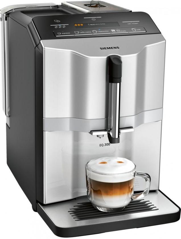 Automatické espressá Automatické epsresso Siemens TI353201RW