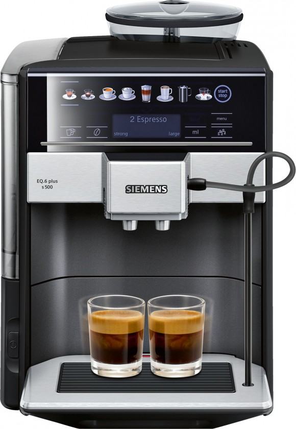 Automatické espressá Automatické espresso Siemens TE655319RW