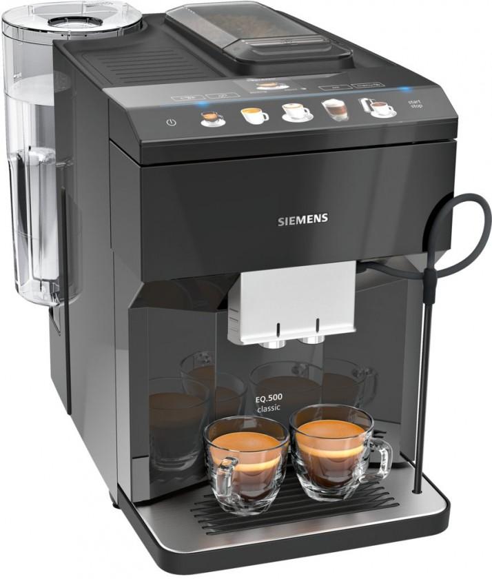 Automatické espressá Automatické espresso Siemens TP503R09