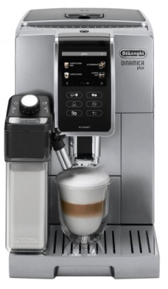 Automatické espressá Plnoautomatický kávovar De`Longhi Dinamica Plus ECAM370.95.S