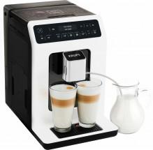 Automatické espresso Krups Evidence EA890110 K3083114 + darček cestovný termohrnek Tefal