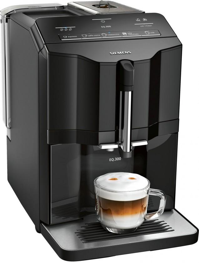Automatické kávovary Automatické epsresso Siemens TI35A209RW