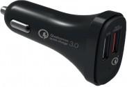 Autonabíjačka WG 2xUSB 5,4A + kábel USB Typ C s rychlonabíjením