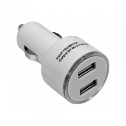 Autonabíjačky (12V) Defender ECA-02 Auto USB Adaptér
