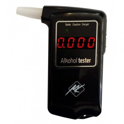 Autoprislusenstvo Digitálny dychový alkohol tester MKF-818 PFT