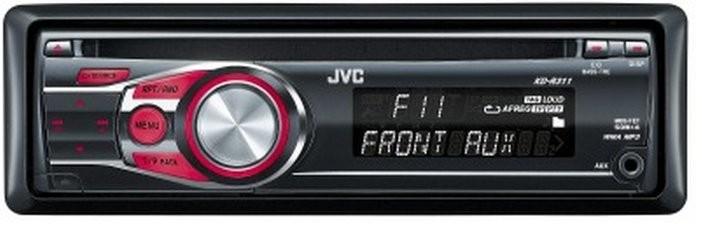Autoprislusenstvo  JVC KDR311