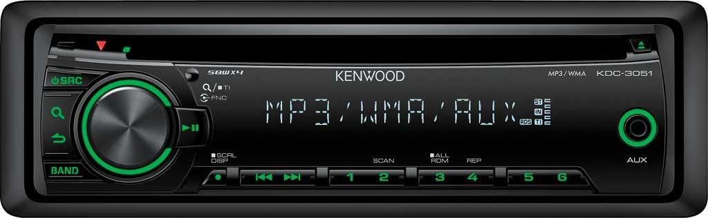Autoprislusenstvo  Kenwood KDC3051GY