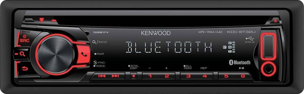 Autoprislusenstvo   Kenwood KDCBT32U