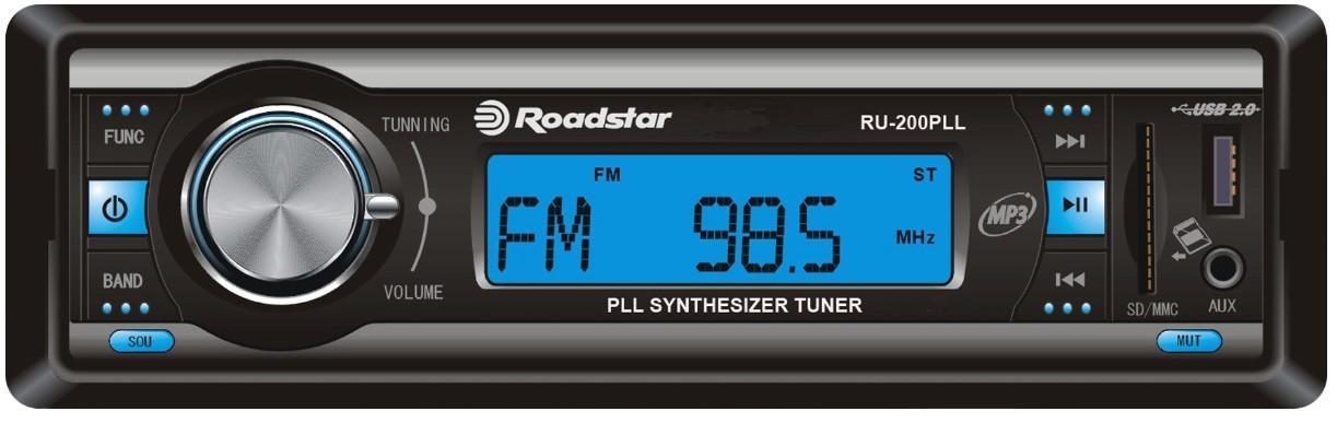 Autoprislusenstvo  Roadstar RU-200PLL