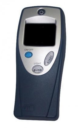 Autoprislusenstvo Solight alkohol tester, dvojfarebná signalizácia