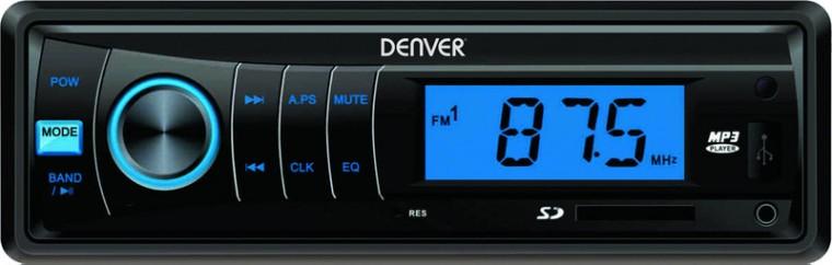 Autorádio Autorádio Denver CAU-444