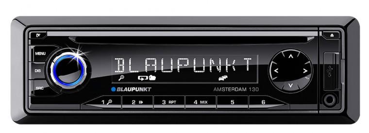 Autorádio Blaupunkt Amsterdam 130