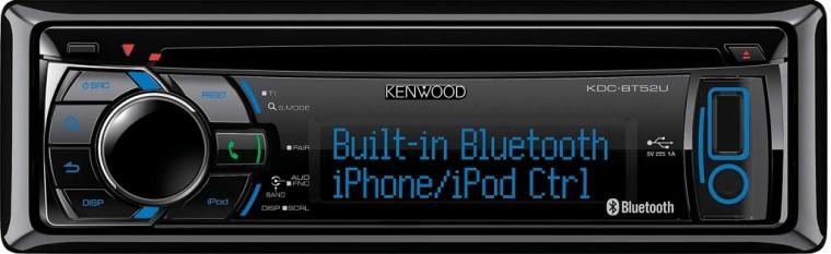 Autorádio  Kenwood KDCBT52U