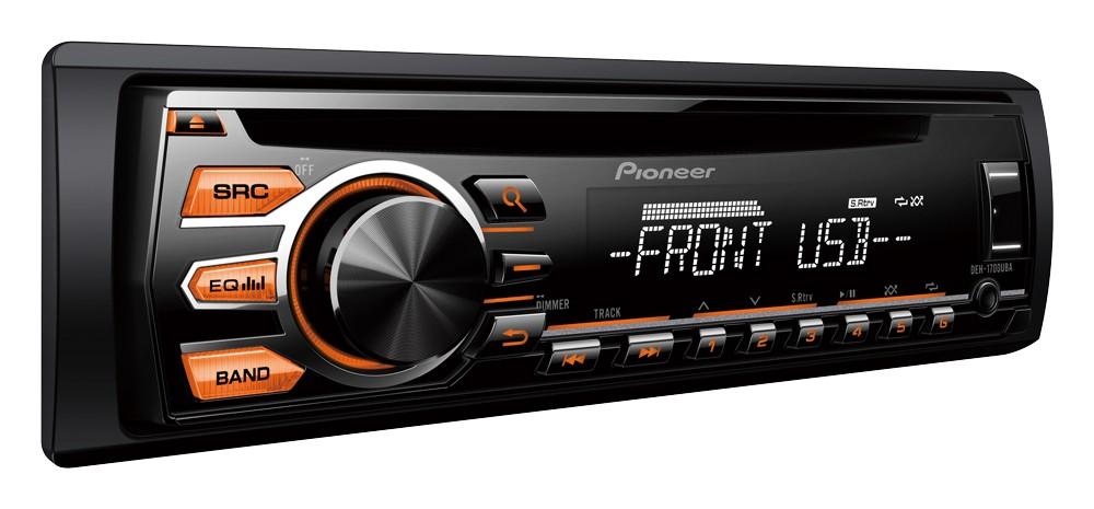 Autorádio Pioneer DEH-1700UBA