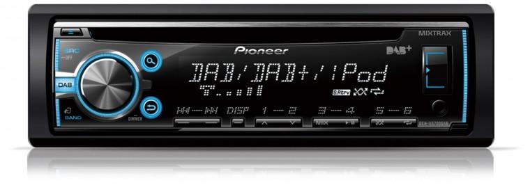 Autorádio Pioneer DEH-X6800DAB