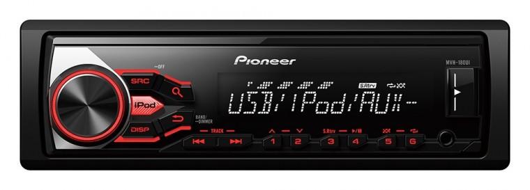 Autorádio Pioneer MVH-180UI
