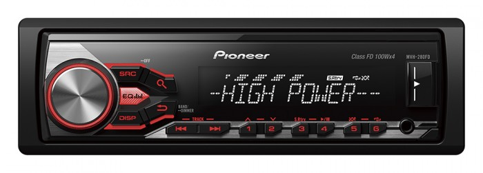 Autorádio Pioneer MVH-280FD