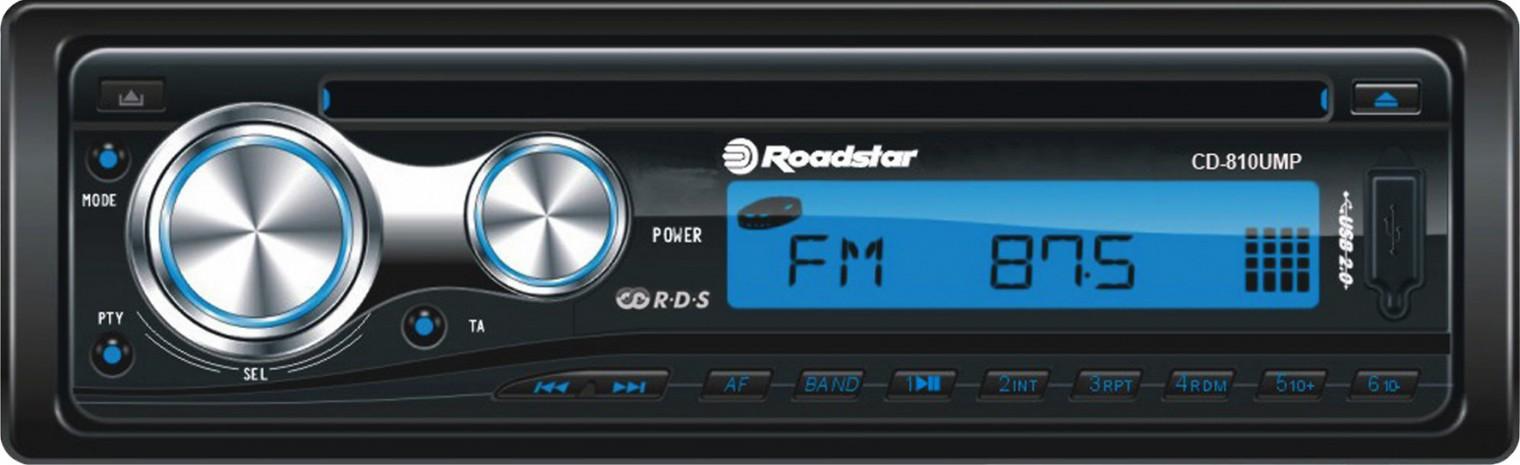 Autorádio  Roadstar CD-810UMP