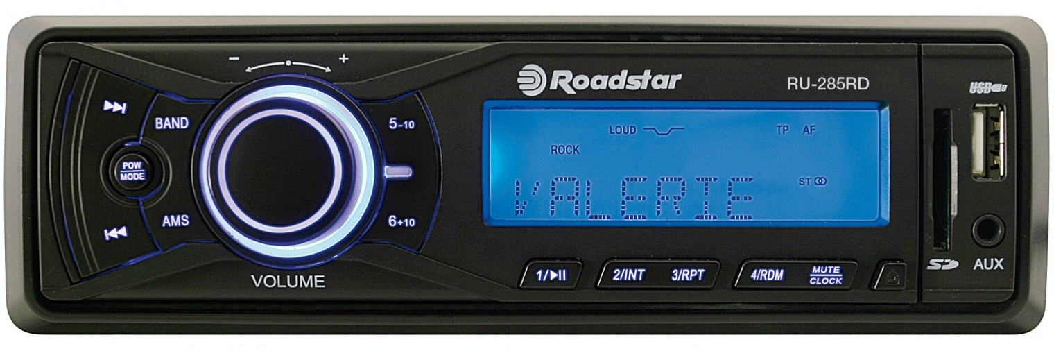 Autorádio Roadstar RU-285RD ROZBALENO