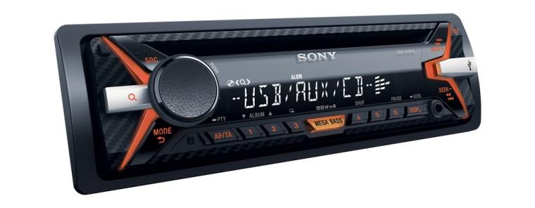 Autorádio Sony CDX-G1100 ROZBALENÉ