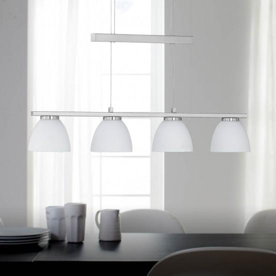 Ava - Stropné osvetlenie, LED (matný nikel)